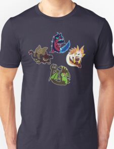 Flagship Monsters Unisex T-Shirt