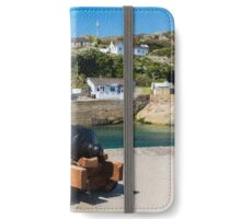 Porthleven Harbour Cornwall iPhone Wallet/Case/Skin