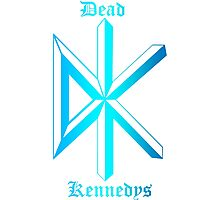 Retro Punk Restyling Dead kennedys Photographic Print