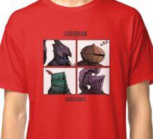Lordran - Dark Days (White) Classic T-Shirt