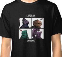 Lordran - Dark Days  Classic T-Shirt
