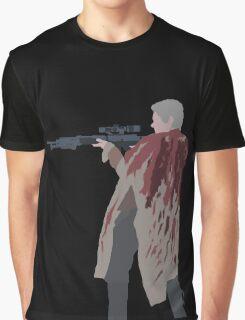Carol Peletier - The Walking Dead Graphic T-Shirt