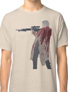 Carol Peletier - The Walking Dead Classic T-Shirt
