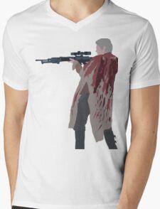 Carol Peletier - The Walking Dead Mens V-Neck T-Shirt