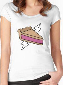 pieman Women's Fitted Scoop T-Shirt