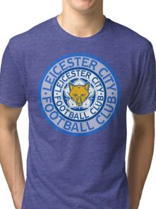 Leicester City - Champions 2015 - 2016 Tri-blend T-Shirt
