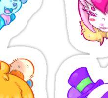 Kawaii Pastel Petz Sticker