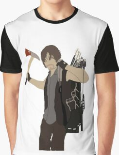 Daryl Dixon - The Walking Dead Graphic T-Shirt