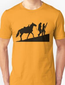 xena gabrielle and argo warrior princess Unisex T-Shirt