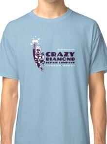 Crazy Diamond Repair Co. [2-Color Ver.] Classic T-Shirt