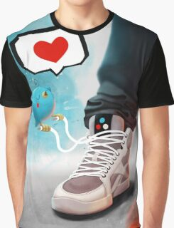 sneaker Love Graphic T-Shirt
