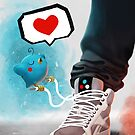 sneaker Love by Dominik Gottherr