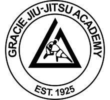 GRACIE BRAZILIAN JIU-JITSU Photographic Print