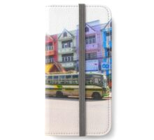 The Bus Stop iPhone Wallet/Case/Skin