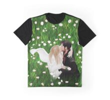 Middlemist Kiss (light) Graphic T-Shirt