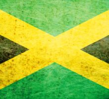 Jamaica - Vintage Sticker