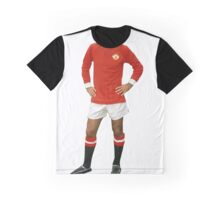 GEORGE BEST, YOUR HEAD (SELECT WHITE COLLAR) Graphic T-Shirt