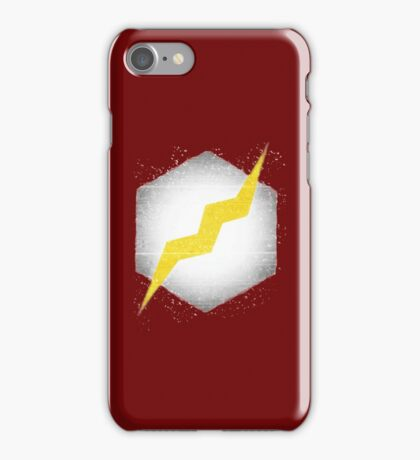 Flash Bolt (limited edition) iPhone Case/Skin