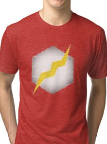 Flash Bolt (limited edition) Tri-blend T-Shirt