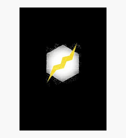 Flash Bolt (limited edition) Photographic Print