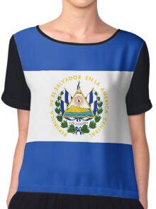 El Salvador - Standard Chiffon Top