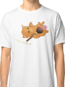 Kittens & Make-up Classic T-Shirt