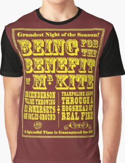 Being for the Benefit of Mr Kite - Colourway 2 Graphic T-Shirt