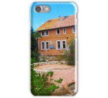 Reverend Schneider's House iPhone Case/Skin