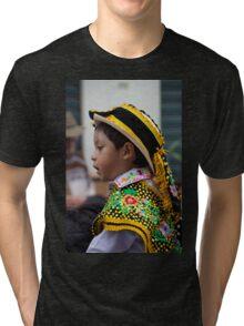 Cuenca Kids 757 Tri-blend T-Shirt