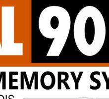 HAL 9000 - 2001 SPACE ODYSSEY Sticker