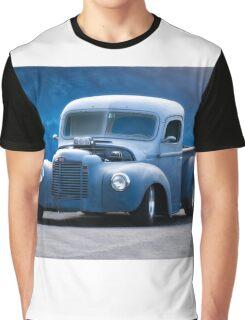 International Hot Rod Pickup '3Q Driver's Side' Graphic T-Shirt