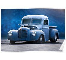 International Hot Rod Pickup '3Q Driver's Side' Poster