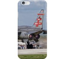 Sepecat Jaguar GR.MK3 iPhone Case/Skin