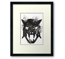 The Hound Framed Print