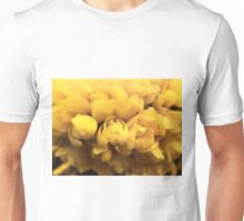 Gorse Bush Flowers (Ulex europaeus) Unisex T-Shirt
