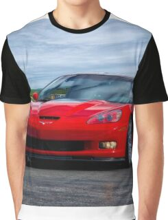 2009 Corvette ZR1 Roadster Graphic T-Shirt