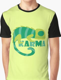 Karma Graphic T-Shirt