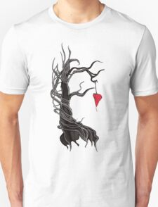 Love, like a tree Unisex T-Shirt
