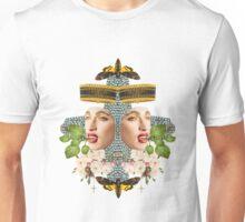 Versace Flowers Unisex T-Shirt