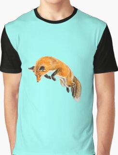 Fox Spring Graphic T-Shirt