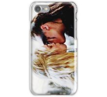 Clexa kiss iPhone Case/Skin