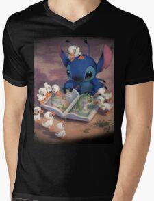 Ugly Duckling Mens V-Neck T-Shirt