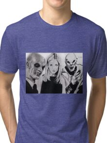 Buffy Tri-blend T-Shirt