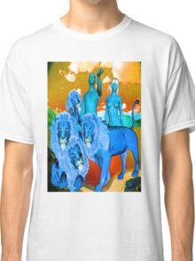 Adam And Eve Classic T-Shirt