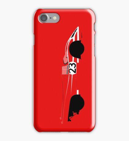 1970 Winner 917K #23 Simplistic profile iPhone Case/Skin