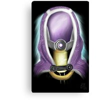Tali Vas Normandy Canvas Print