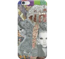 Taylor Swift Collage #1 iPhone Case/Skin