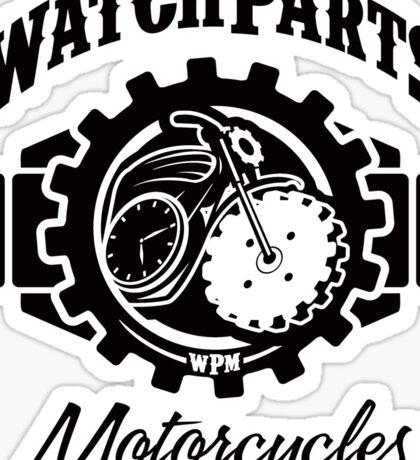 WPM t-shirt Sticker
