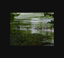 Geese In A Bayou Unisex T-Shirt