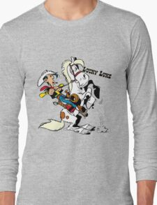 luckyluke Long Sleeve T-Shirt